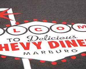 Chevy Diner Merchandise Shirts