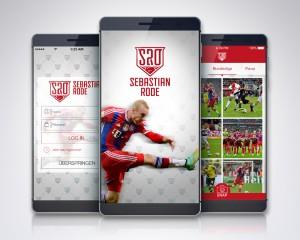 Sebastian Rode App