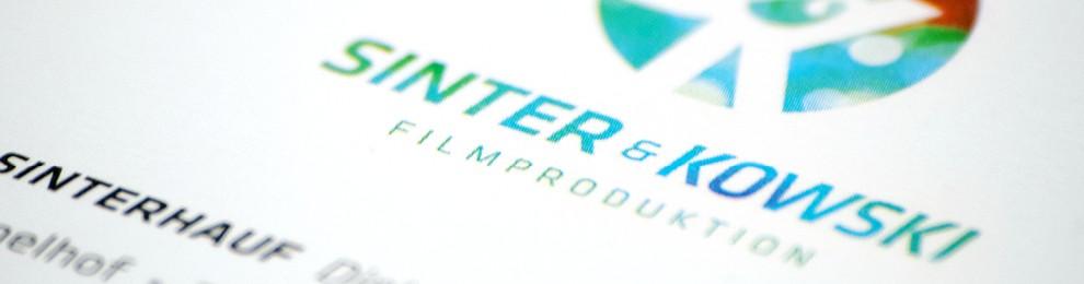 Neues Projekt: Sinter&Kowski Relaunch