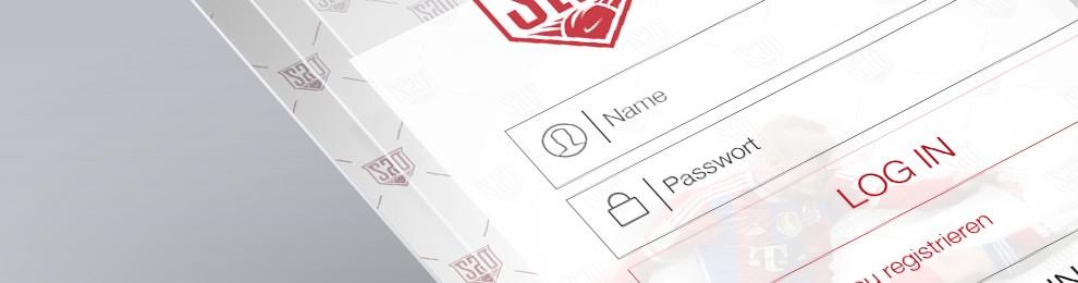 Neues Projekt: Sebastian Rode App