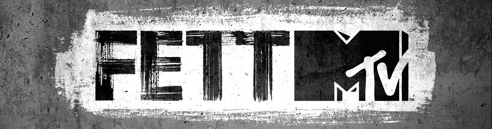 Neues Projekt: »FETT MTV« Logo