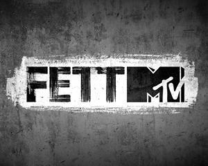 FETT MTV Logogestaltung