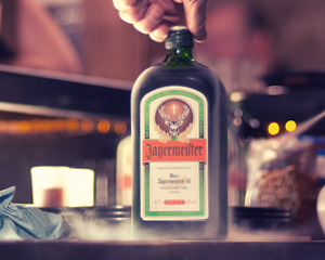 Jägermeister Making-Of Fotografie